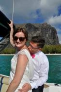 ślub na Mauritiusie