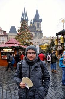 targi świąteczne - łakocie i witaminy