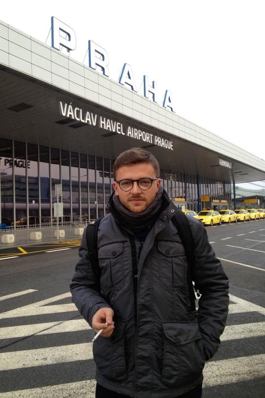 lotnisko Vaclava Havla
