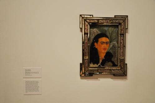 F.Kahlo, MoMA, Nowy Jork