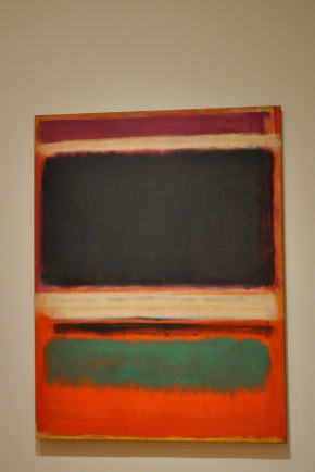 Rothko, MoMA, Nowy Jork