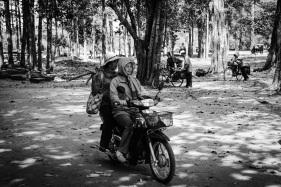 okolice Angkor Wat, Kambodża