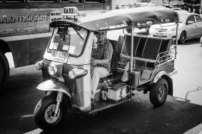 tuk tuk, Bangkok, Tajlandia