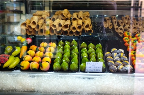 słodkości w Trapani
