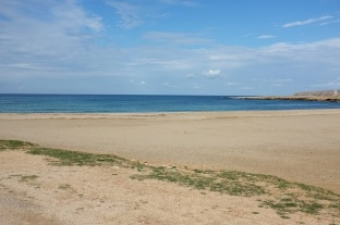 piękna plaża, piękne widoki, piękna pogoda