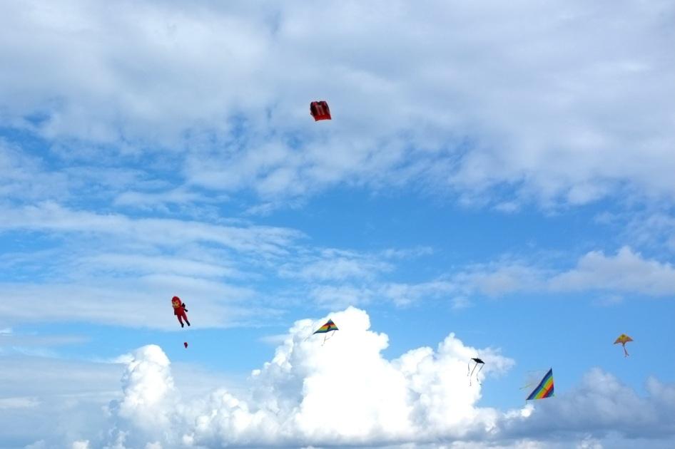5 festiwal latawców w San Vito Lo Capo