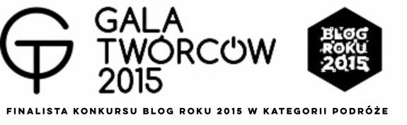 Wojażer Blog Roku 2015