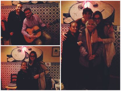 nasz ostatni wieczór w Lizbonie przy muzyce fado