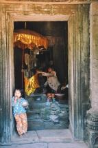 życie w Angkorze | photo by Magdalena Garbacz - Wesołowska