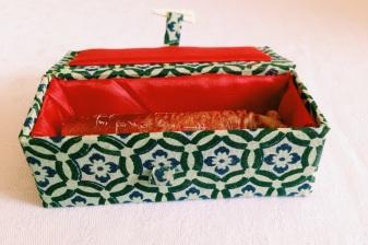 klasyczny sposób pakowania pieczęci