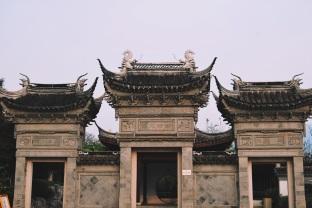 Wielkie Budda w Ling Shan