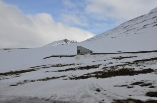 Global Seed Vault | globalny bank nasion