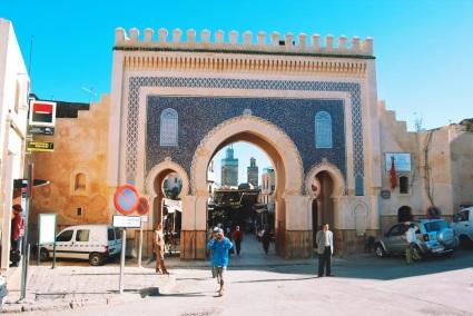 Brama Bab Boujloud