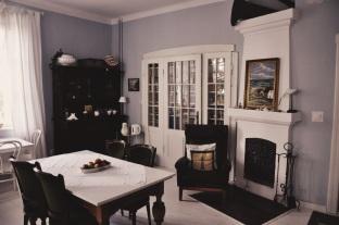 salon w Willa Ludwinia