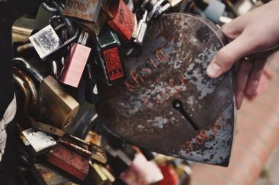 kolejny w Polsce most miłości