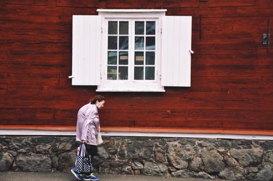 widoki z Karlskrony: życie codzienne