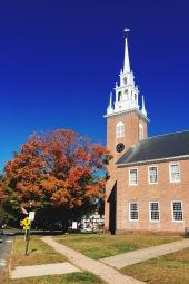 kościół w Wethersfield
