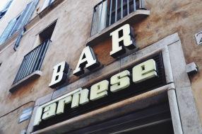 Bar Farnese
