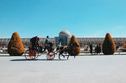 Isfahan, plac Imama