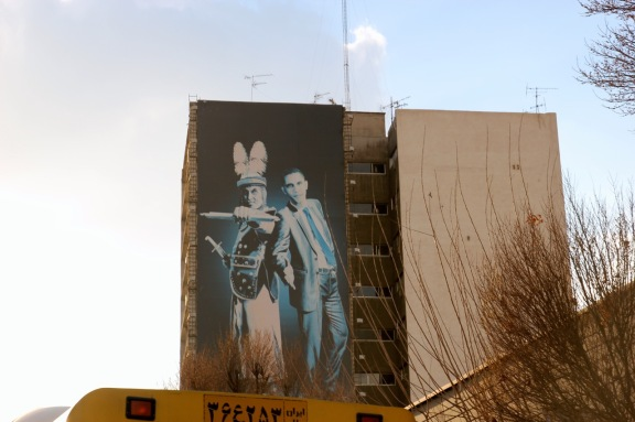 Obama w Teheranie
