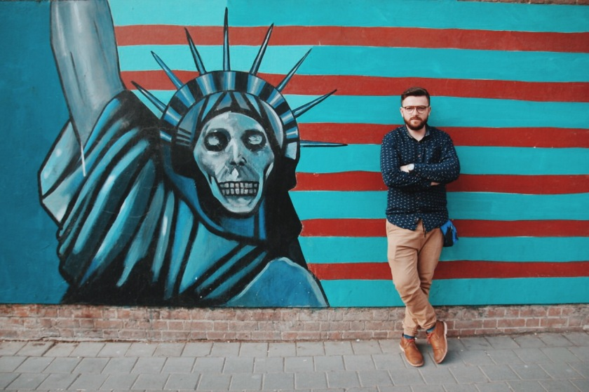 Teheran, marzec 2015