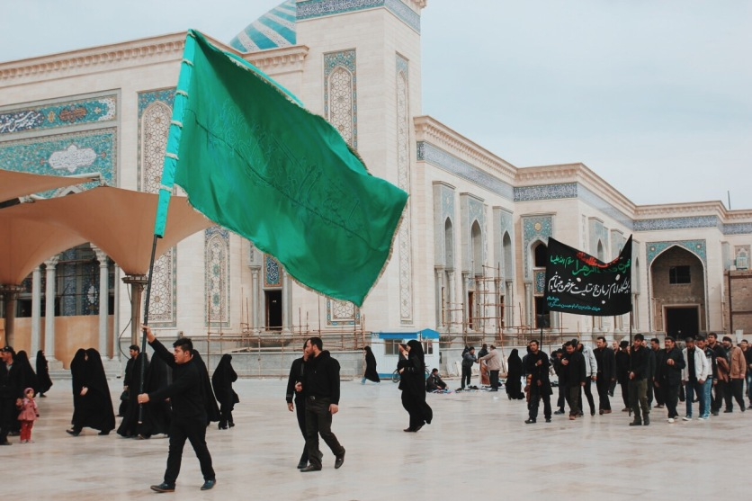 procesje religijne w Kom | zdjęcie Magdalena Garbacz Wesołowska