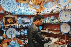 na bazarza w Sziraz | Magdalena G-W