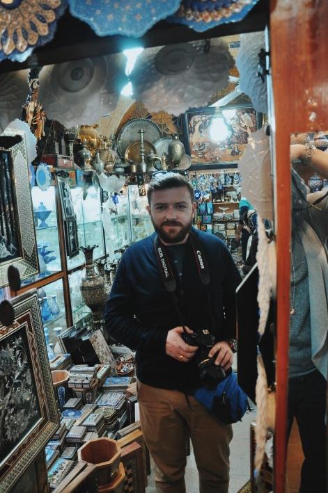 na bazarza w Sziraz   fot. Magdalena G-W