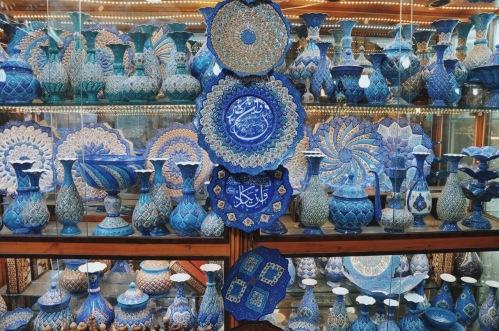 na bazarza w Sziraz   Magdalena G-W