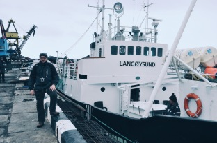 rejs po morzu Grenlandzkim