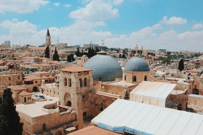 Bazylika Grobu Pańskiego w Jerozolimie