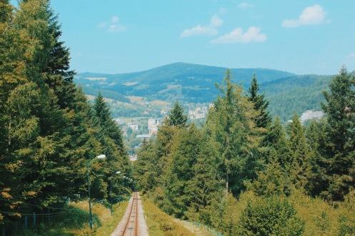 Kolejka na Górę Parkową