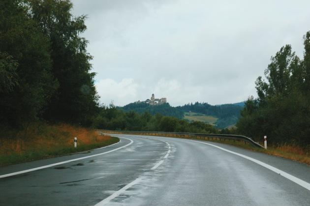 w drodze do Lubowni