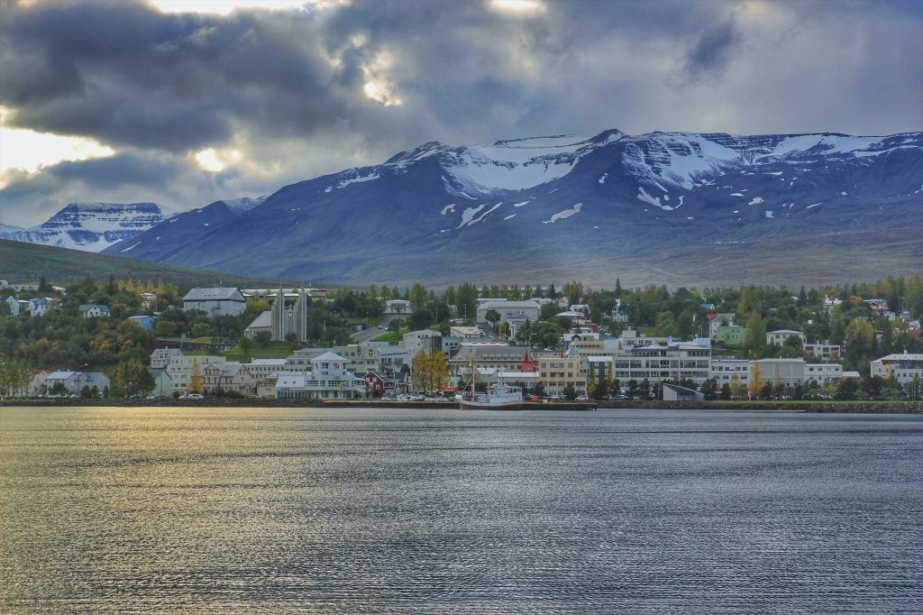 akureyri-islandia