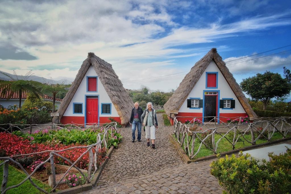 Madera tradycyjne domki