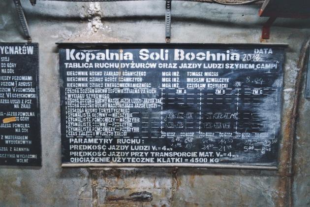 Kopalnia Soli Bochnia