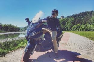 Wojażer skuter 2