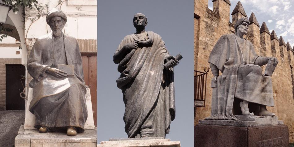 Seneka Majmonides Awerroes