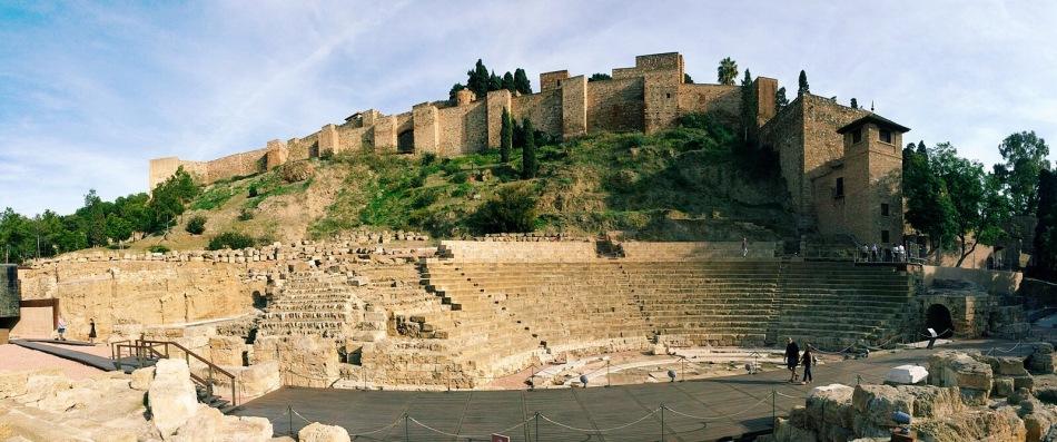 teatr rzymski malaga.JPG