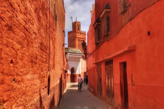 Przewodnik Maroko Marrakesz