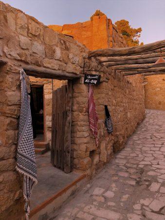 miejsca noclegowe Petra